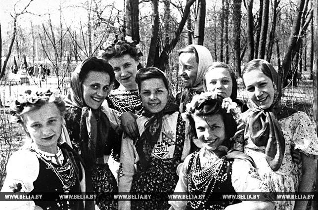 Ученики средней школы Белостока