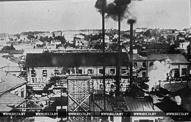Завод сельскохозяйственных машин в Витебске. 1929 год