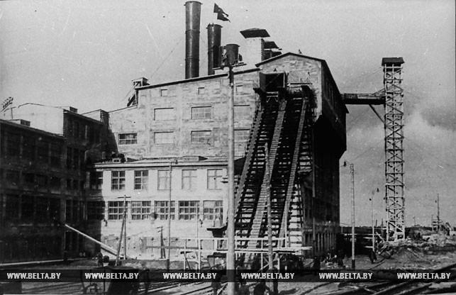 Осиновская гидроэлектростанция - первая ГРЭС, построенная по плану ГОЭЛРО. 1930 год