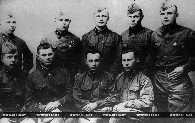 Защитники Брестской крепости. Бойцы 44-го стрелкового полка 42-й стрелковой дивизии. 1941 год