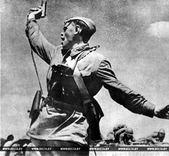 Вперед, на врага! Великая Отечественная война. 1941 год