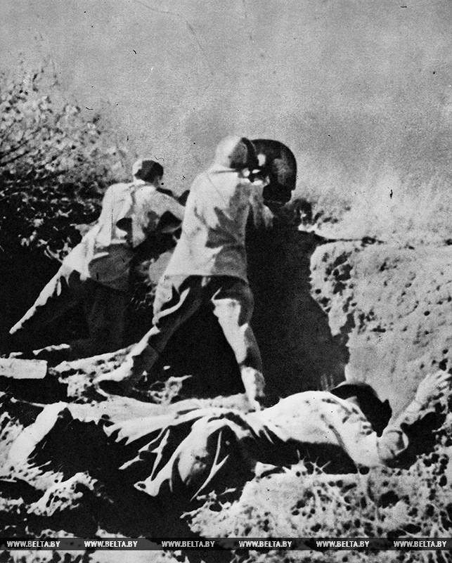 До последнего патрона. 1941 год