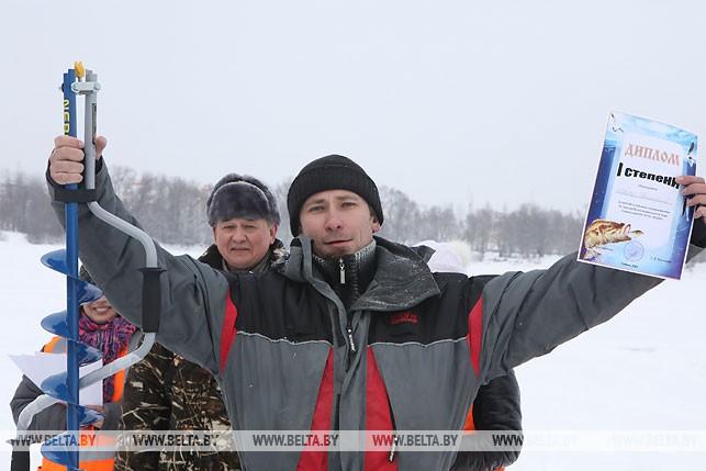 Победитель соревнований Дмитрий Пивовар