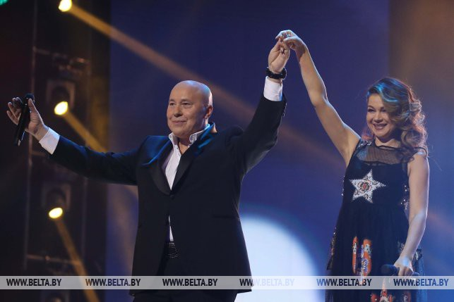 Александр Солодуха и Виктория Алешко