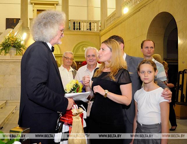Выставка живописи Владимира Прокопцова открылась в Национальном художественном музее, август 2013 года