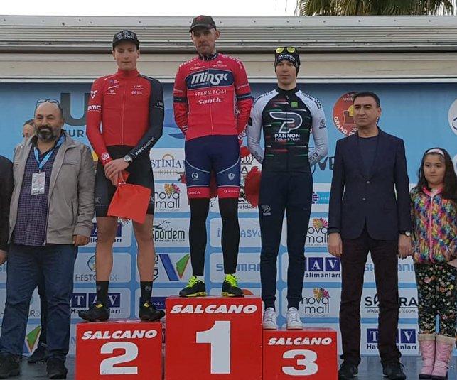 Бронислав Самойлов занял первое место