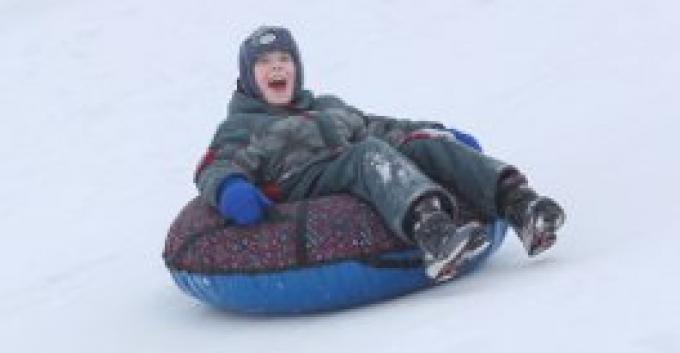 Безопасный отдых зимой
