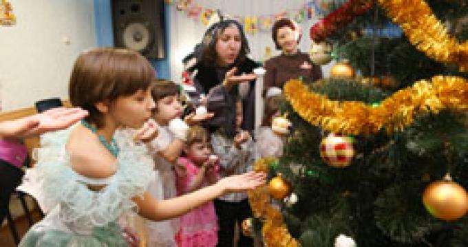 """Благотворительная акция """"Наши дети"""""""