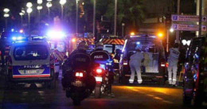Теракт в Ницце