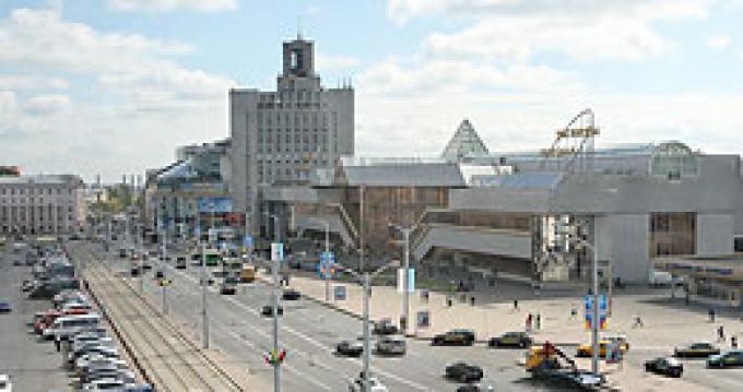 Генплан развития Минска