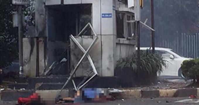 Теракты в Джакарте