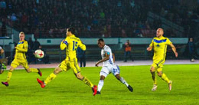 Чемпионат Беларуси по футболу-2017