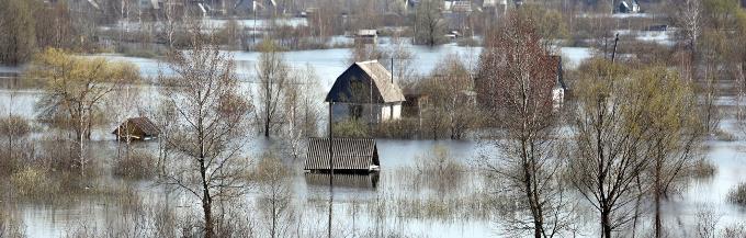 Паводки в Беларуси