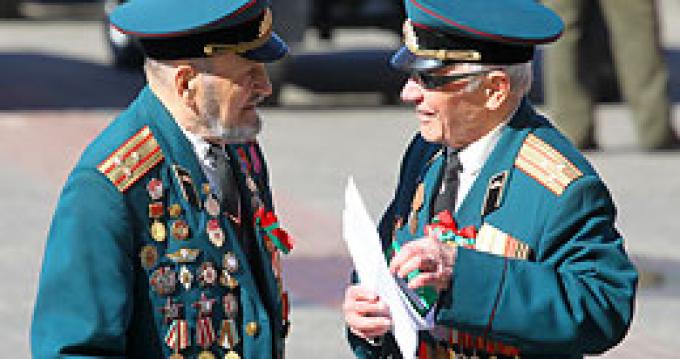Забота о ветеранах в Беларуси