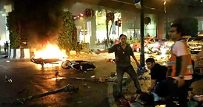 Теракты в Бангкоке