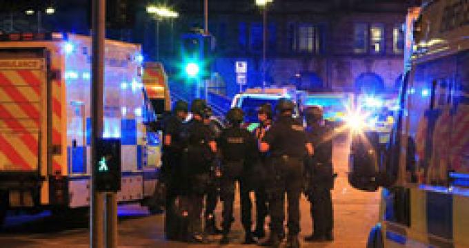 Теракт на стадионе в Манчестере