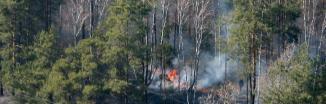 Пожароопасная обстановка в Беларуси