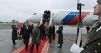 Официальный визит премьер-министра Словакии в Беларусь