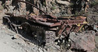 Обострение конфликта в Нагорном Карабахе