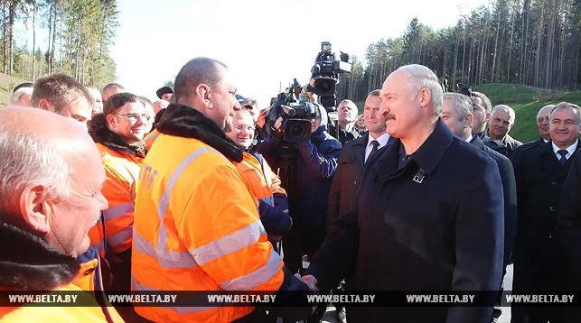 Во время встречи с представителями трудовых коллективов