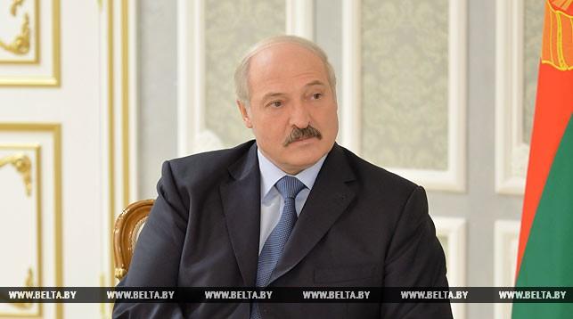 Александр Лукашенко. Фото из архива