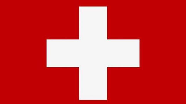 Государственный флаг Швейцарии