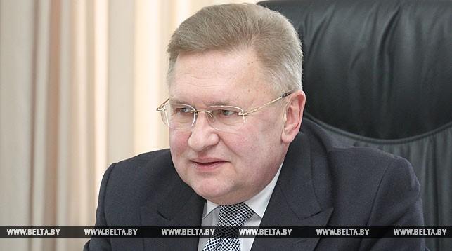Александр Михневич. Фото из архива