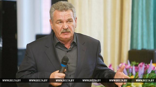 Николай Улахович.