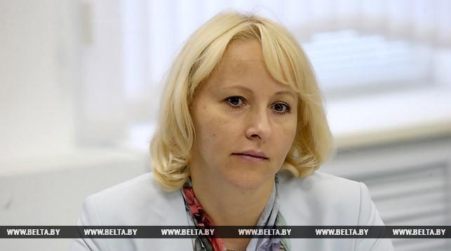 Ирина Осмола.