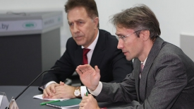 Сергей Шишов и Андрей Жишкевич