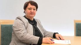 Ирина Козлитинова. Фото из архива