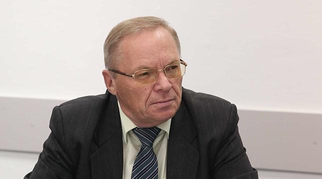 Владимир Горин.