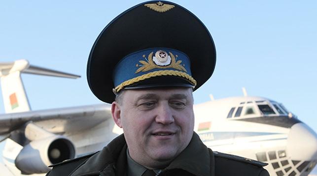 Олег Двигалев. Фото Минск-Новости.