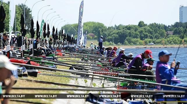 XXI чемпионат Европы по лову рыбы летней поплавочной удочкой