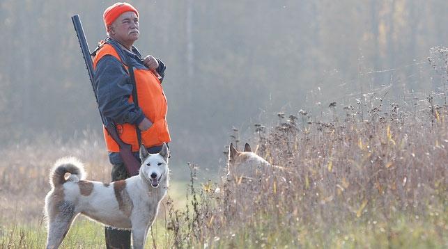 Охотник. Фото из архива