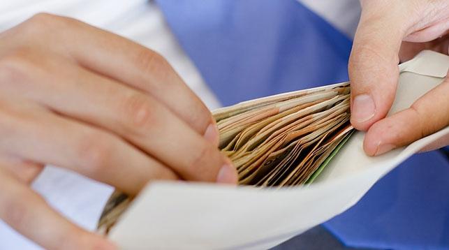 О зарплате в конвертах