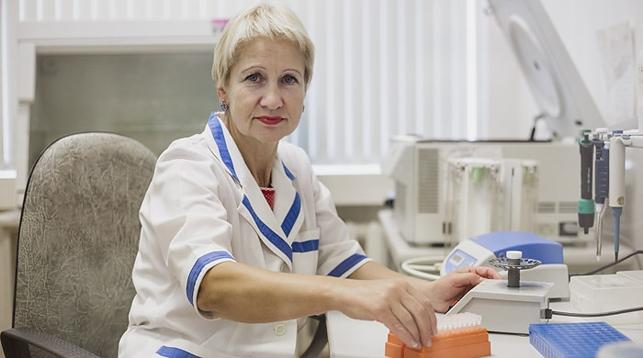 Тамара Амвросьева