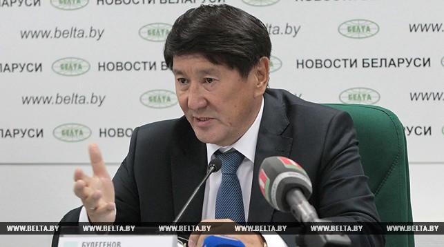 Ергали Булегенов