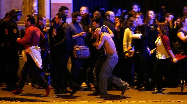 МИД: во время терактов в Париже мог пострадать белорус