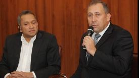 Санака Самарасинха и Андрей Ковтухо