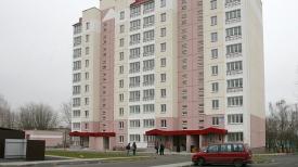 Арендный дом на улице Тухачевского. Фото из архива