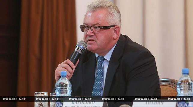 Игорь Карпенко.