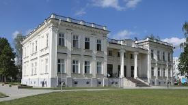 Дворец Друцко-Либецких в Щучине.