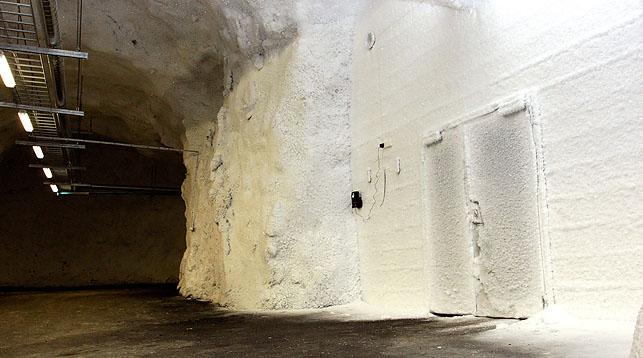 Всемирное семенохранилище на Шпицбергене. Фото ООН
