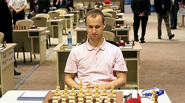 Сергей Жигалко. Фото с сайта bakuworldcup2015.com