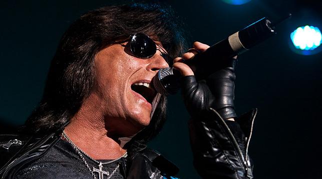 Экс-вокалист Deep Purple Джо Линн Тернер