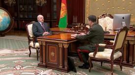 Александр Лукашенко и Валерий Вакульчик. Фото из архива.