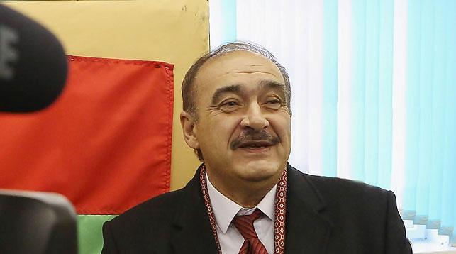 Сергей Гайдукевич. Фото из архива