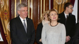 Станислав Карчевский и Марианна Щеткина