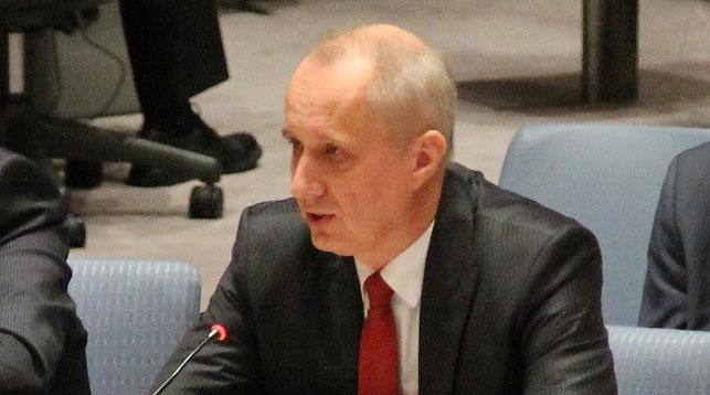 Андрей Дапкюнас. Фото МИД